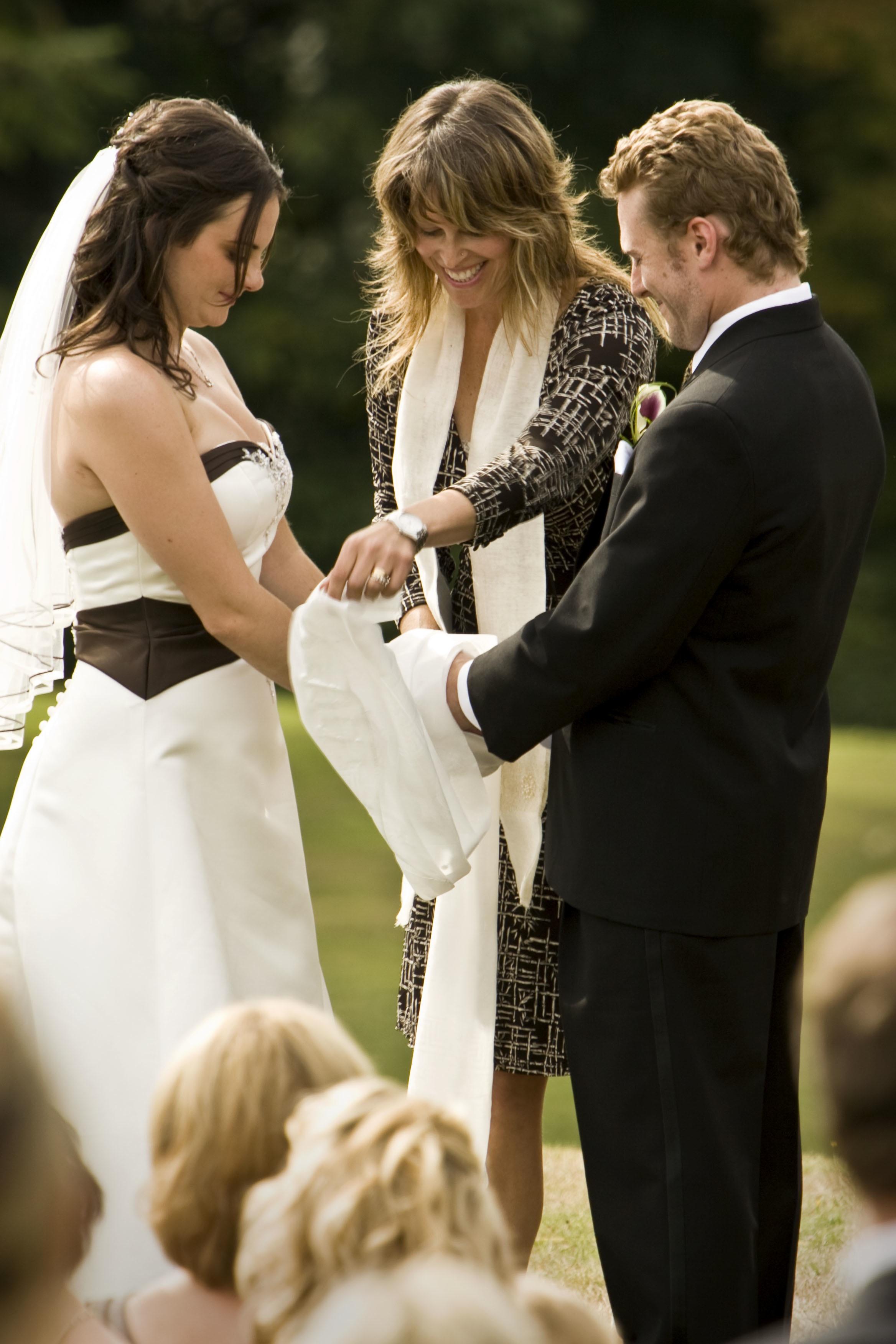 Ceremony Handfasting